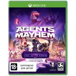 Agents of Mayhem. Издание первого дня (Xbox One)