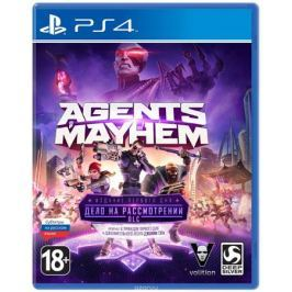 Agents of Mayhem. Издание первого дня (PS4)