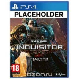 Warhammer 40,000: Inquisitor - Martyr. Standard Edition (PS4)