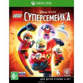 LEGO Суперсемейка (Xbox One)