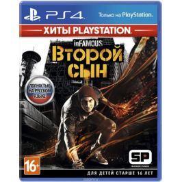 inFamous: Второй сын (Хиты PlayStation) (PS4)