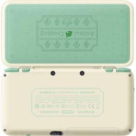 New Nintendo 2DS XL Animal Crossing Edition, Gray портативная игровая приставка