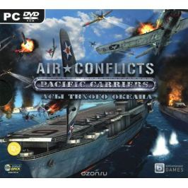 Air Conflicts: Pacific Carriers. Асы Тихого океана