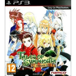 Tales Of Symphonia: Chronicles (PS3)