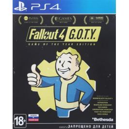 Fallout 4. Game of the Year Edition (PS4)