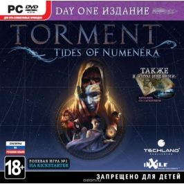 Torment: Tides of Numenera. Day One Edition