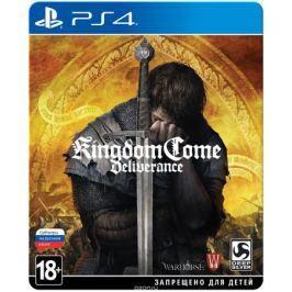 Kingdom Come: Deliverance. Издание Steelbook (PS4)