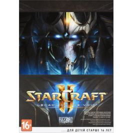 Starcraft II: Legacy Of The Void (DVD-Box)