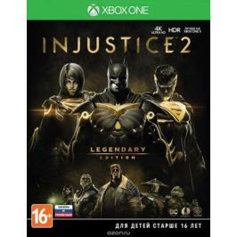 Injustice 2. Legendary Edition (Xbox One)