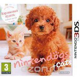 Nintendogs + Cats. Карликовый пудель и новые друзья (3DS)