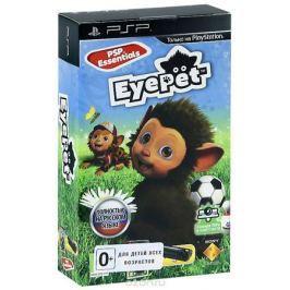 EyePet. Essentials (игра + камера PSP) (PSP)
