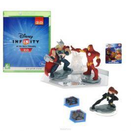 Disney Infinity 2.0 (Marvel). Стартовый набор (Xbox One)