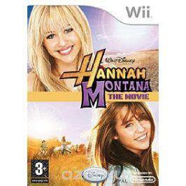 Hannah Montana: The Movie (Wii)