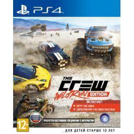 The Crew. Wild Run Edition (PS4)