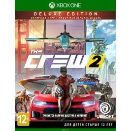The Crew 2. Deluxe Edition (Xbox One)