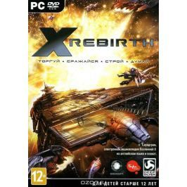 X Rebirth (DVD-BOX)