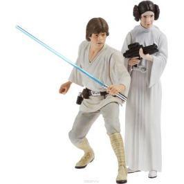 Звездные войны. Набор фигурок Люк Скайуокер и Принцесса Лея