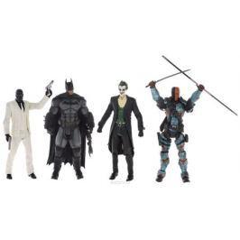 Batman Arkham Origins. Набор фигурок (4 шт)