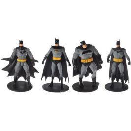 Batman. Набор фигурок Batman 75th Anniversary 2 (4 шт)
