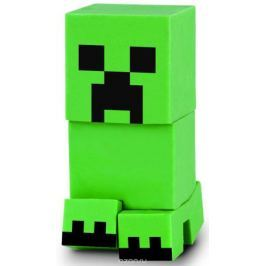 Bandai Фигурка Minecraft Mine-Charact Box Creeper 4 см