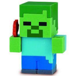 Bandai Фигурка Minecraft Mine-Charact Box Zombie 4 см