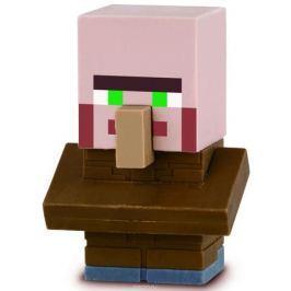 Bandai Фигурка Minecraft Mine-Charact Box Villager 4 см