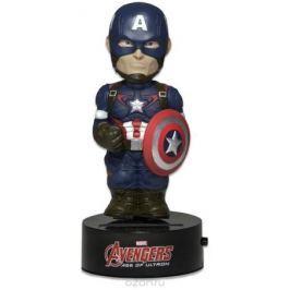 Neca Marvel Фигурка на солнечной батарее Captain America