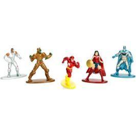 Jada DC Comics Набор фигурок DC Pack 1 5 шт