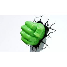 3DLightFX Настенный 3D cветильник Hulk Fist