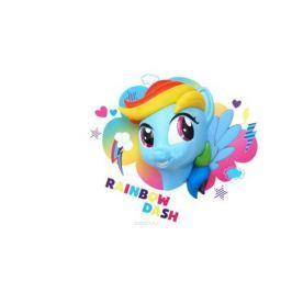3DLightFX Настенный 3D cветильник MLP Rainbow Dash