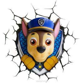 3DLightFX Настенный 3D cветильник Paw Patrol Chase