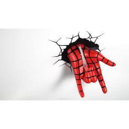 3DLightFX Настенный 3D cветильник Spiderman Hand