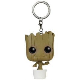 Funko Pocket POP! Брелок для ключей Guardians Of The Galaxy: Baby Groot
