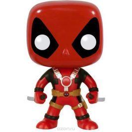 Funko POP! Bobble Фигурка Marvel: Deadpool Two Swords 7486
