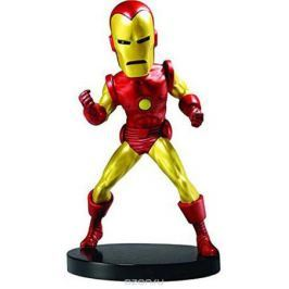 Neca Фигурка Head Knocker Marvel Classic Iron Man 20 см
