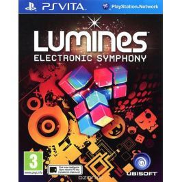 Lumines: Electronic Symphony (PS Vita)