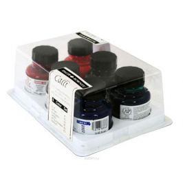 Daler Rowney Набор чернил для каллиграфии Calligraphy 6 цветов 29,5 мл