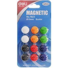 Deli Магнит для досок 20 мм 12 шт