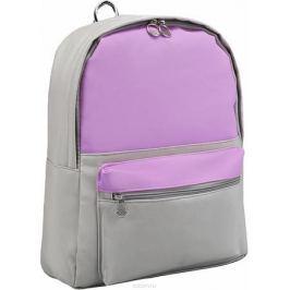 Рюкзак детский Поколение цвет серый сиреневый 2798296