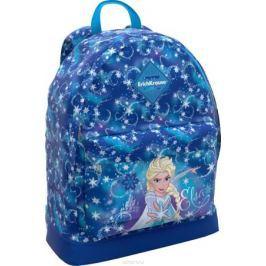 Disney Рюкзак детский EasyLine Холодное сердце Эльза и волшебство Северного сияния