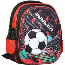 Рюкзак детский Спорт цвет черный 2820236