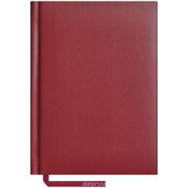 OfficeSpace Ежедневник Ariane недатированный 160 листов цвет бордовый En6b_8398