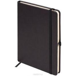 OfficeSpace Ежедневник Classic Velvet недатированный 96 листов цвет черный формат A5