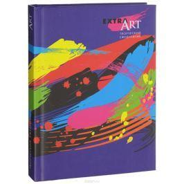 Listoff Extra Art Ежедневник Вспышки цвета недатированный 128 листов