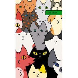 Listoff Скетчбук Собрание котов 80 листов