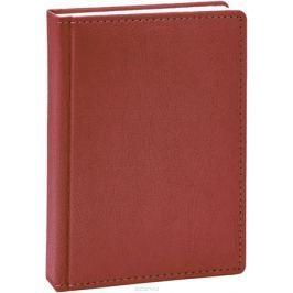 Hatber Ежедневник Prestige Pearl Effect недатированный 176 листов цвет бордовый формат А6