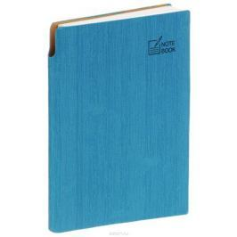 Index Ежедневник Agent недатированный 128 листов цвет синий