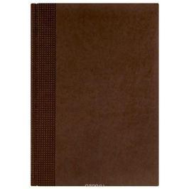 Nazarenogabrielli Ежедневник недатированный Velvet цвет коричневый XX05451220-120