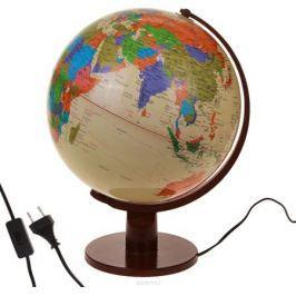 Глобус Политическая карта на английском языке диаметр 32 см