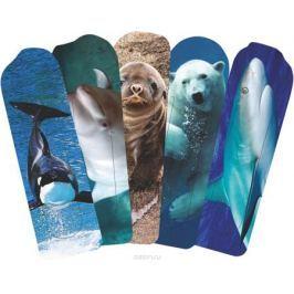 Подводный Мир Набор закладок серия 2 5 шт
